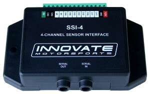 4チャンネルインターフェイス SSI-4