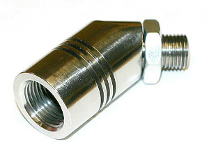 バイク用12-18mm O2変換アダプター
