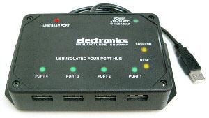 アイソレーター USBハブ
