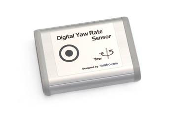 R34 デジタル ヨーレート センサー