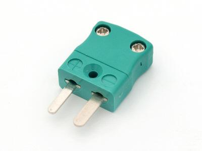 K型熱電対用オスコネクター